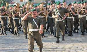 Frühjahrskonzert der Militärmusik Burgenland